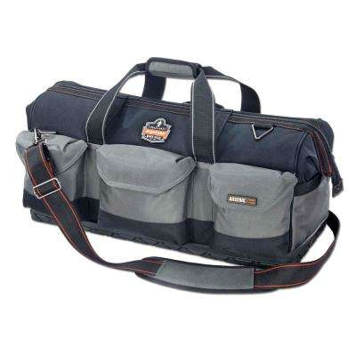 Arsenal 24 in Widemouth Tool Bag, Gray