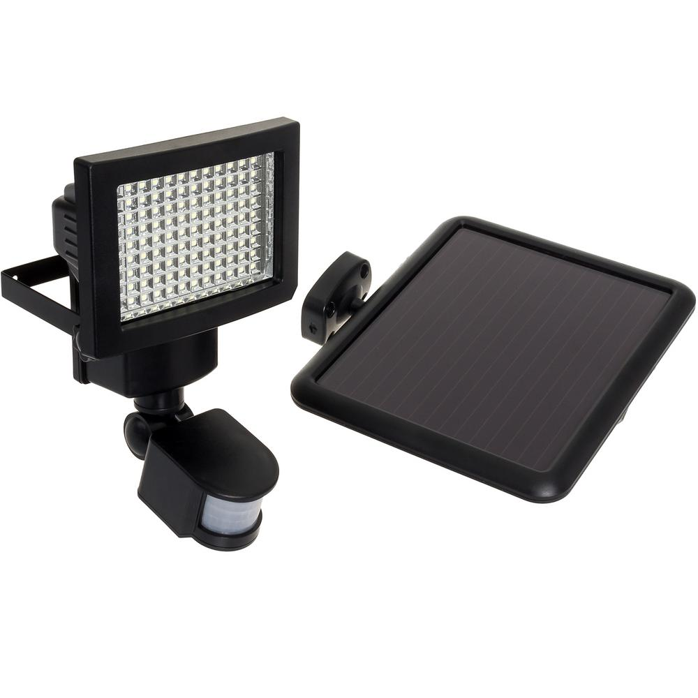 GreenLighting 120° Black Motion Activated Outdoor