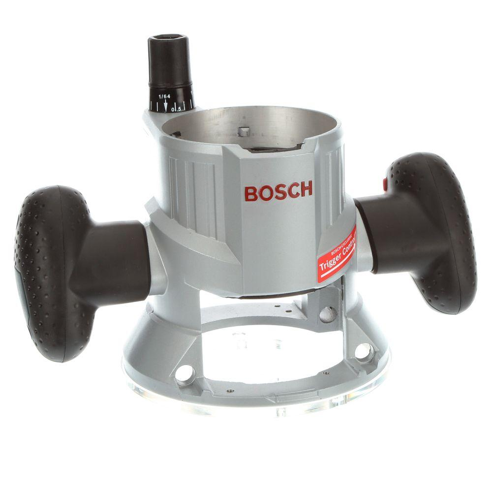 Bosch MRC23EVSK 2.3 Hp 25,000 Rpm Variable-Speed Combinate Fixed Base Router Kit