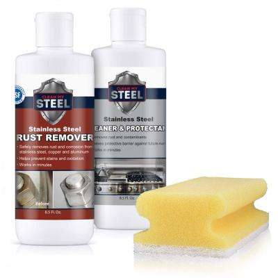 8.5 oz. Stainless Steel Rust Remover Kit
