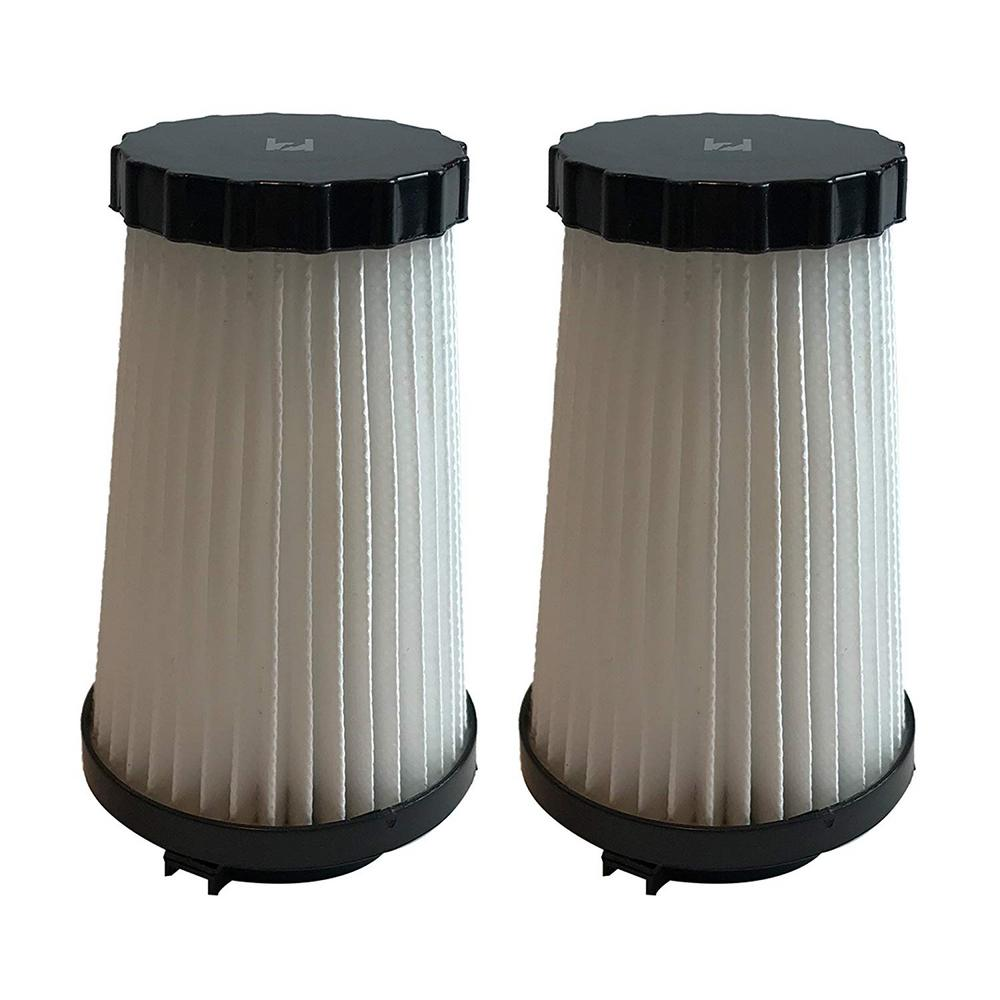 2-Pack Replacement F2 Filters, Fits Dirt Devil, Compatible with Part 3SFA11500X