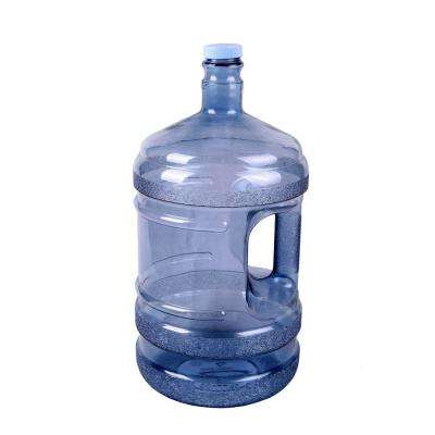 5 Gal. Water Bottle in Clear