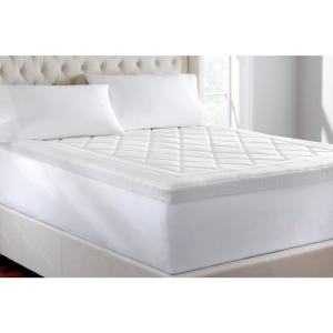 3 in. Quilted Gel Memory Foam Full Mattress Topper