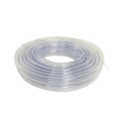 1-1/4 in. O.D. x 1 in. I.D. x 50 ft. PVC Clear Vinyl Tube