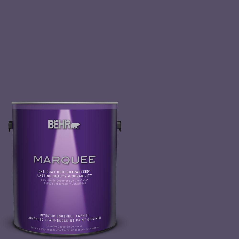 1 gal. #MQ5-38 Illusionist One-Coat Hide Eggshell Enamel Interior Paint