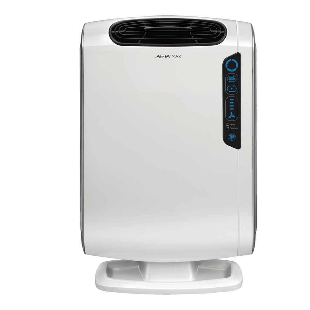 AeraMax DX55 True HEPA Medium Room Air Purifier 400 sq. ft.