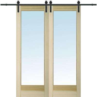60 no panel barn door kit barn doors interior closet doors