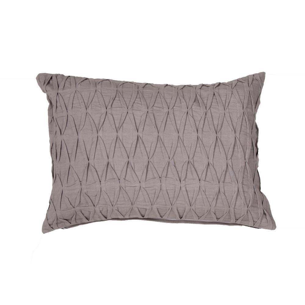 Petal Paloma Poly Decorative Pillow
