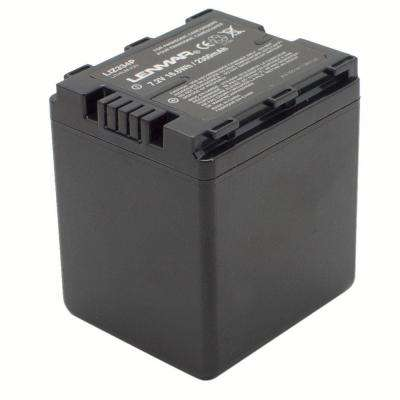 Lithium-Ion 2300mAh/7.2-Volt Camcorder Replacement Battery