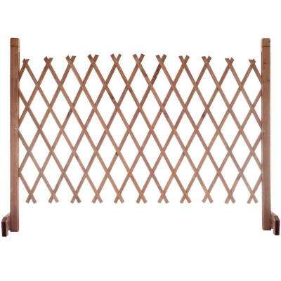 35.5 in. Extend Fence Instant Home Fencing
