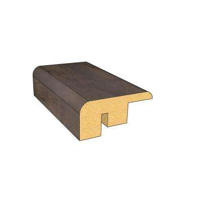 Nimbus Twilight 0.59 in. Thick x 1.38 in. Width x 94.49 in. Length Laminate End Molding