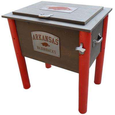 54 Qt. Arkansas Razorbacks Cooler