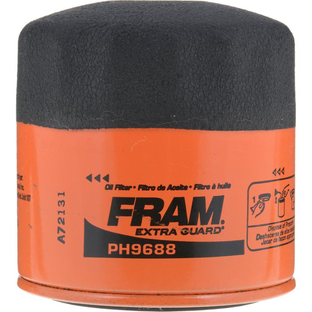 fram filters 3 5 in extra guard oil filter ph9688 the. Black Bedroom Furniture Sets. Home Design Ideas