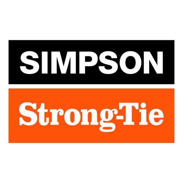 1-Inch and 15-Gauge 1-Pound 807-Piece Simpson Strong Tie T2ACN1 2D Roofing Common Annular Ring Shank Type Stainless Steel