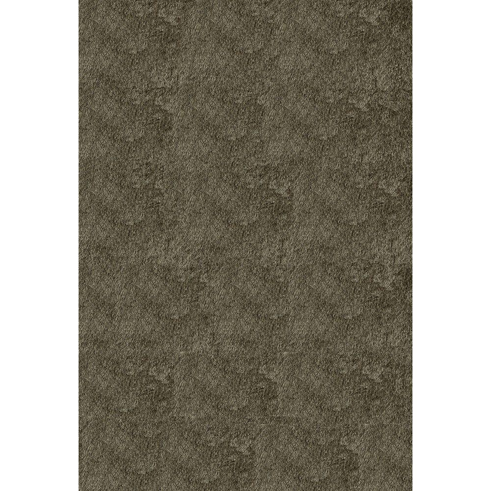 Luster Shag Grey 5 ft. x 7 ft. Indoor Area Rug
