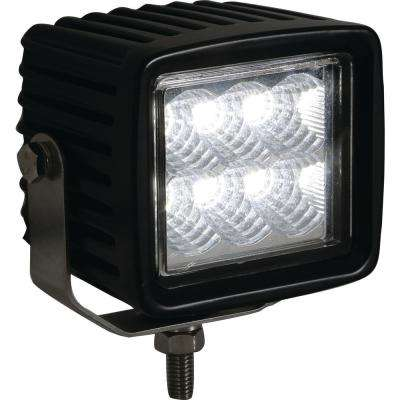 3.23 in. Square LED Clear Flood Light