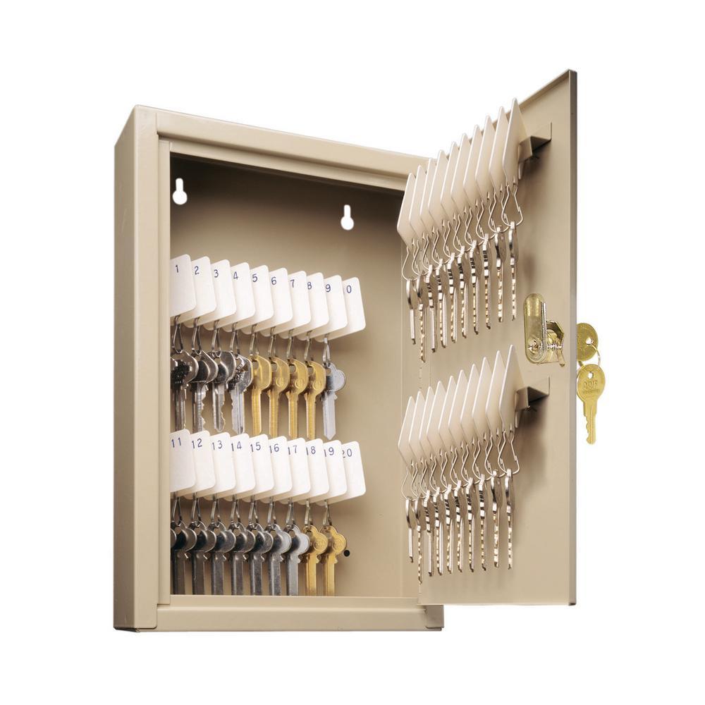 UniTag 40 Key Cabinet Safe