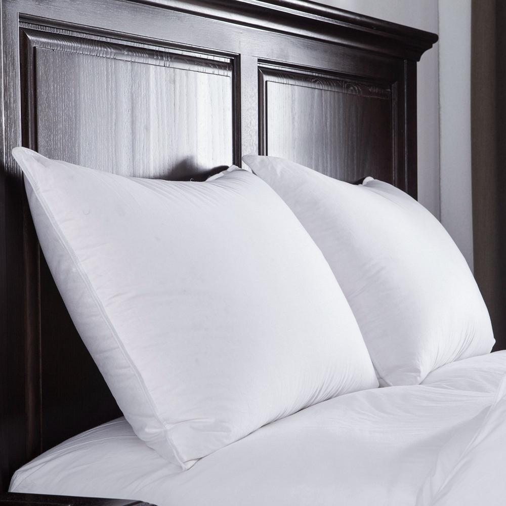 Puredown Goose Down King Pillow
