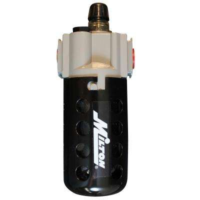 3/8 in. NPT Polycarbonate Precision Lubricator