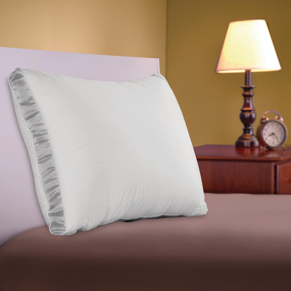 Hypoallergenic Duck Down Queen Pillow