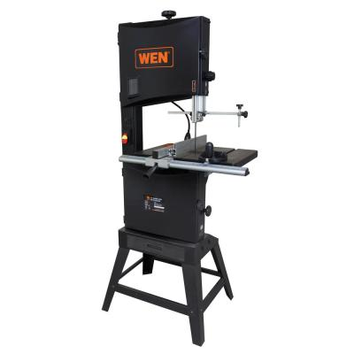9.5 Amp 14 in. 2-Speed Band Saw with Stand and Work Light