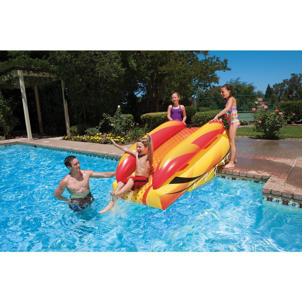 Aqua Launch Swimming Pool Slide