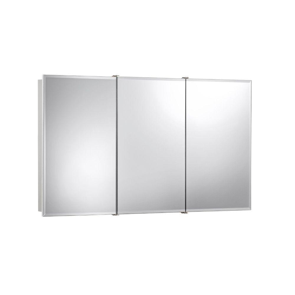 Ashland 48 in. x 28 in. x 4-3/4 in. Frameless Surface-Mount