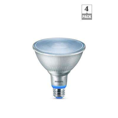 16-Watt PAR38 LED Grow Light Bulb (4-Pack)