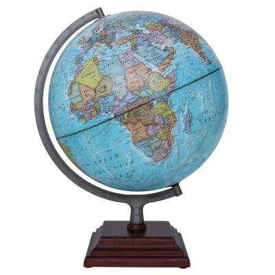 Odyssey II Illuminated 12 in. Desktop Globe