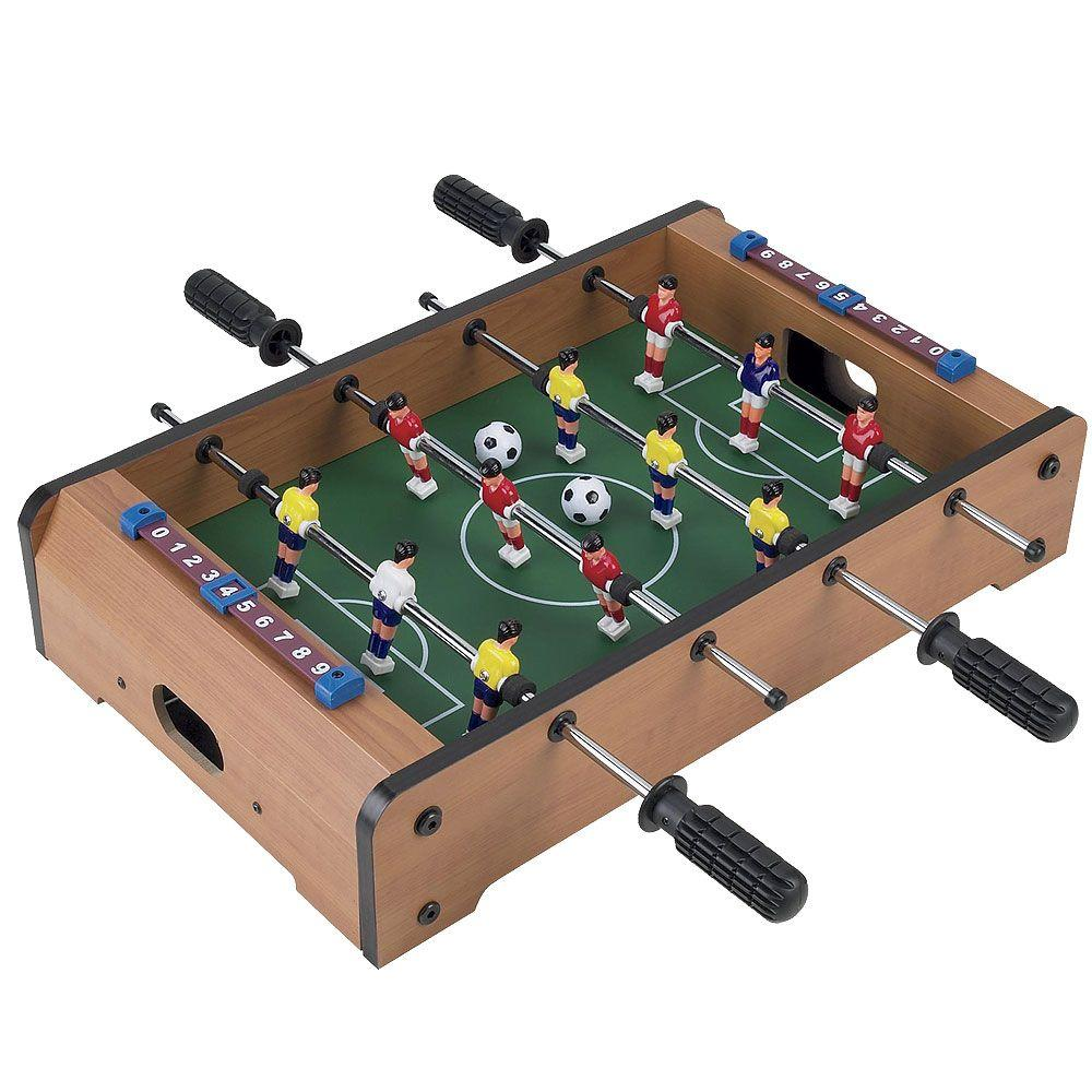Foosball Tables Game Room The Home Depot - Regulation foosball table