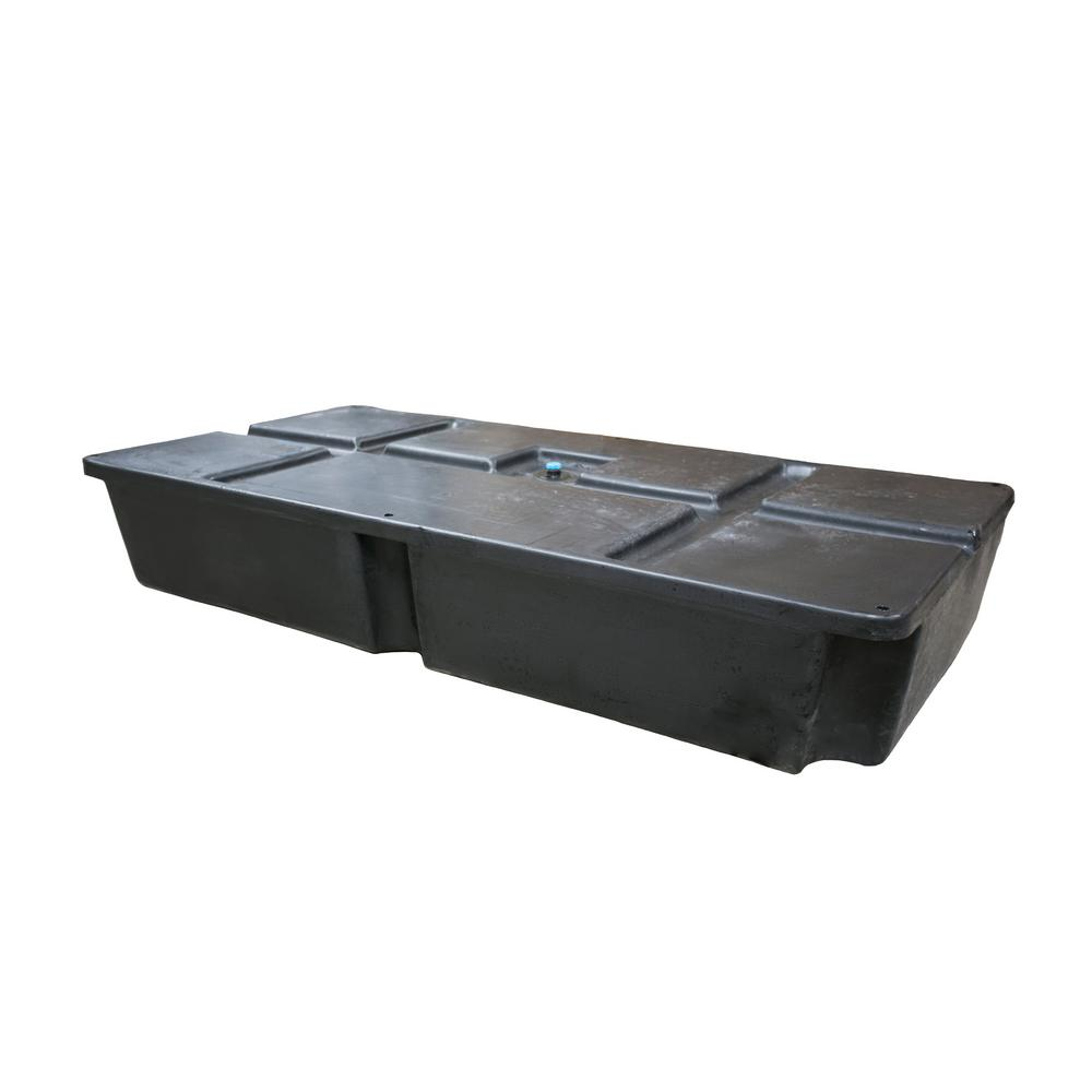 TechStar 48 in. x 24 in. x 8 in. All Purpose Dock Float Distributed by Tommy Docks