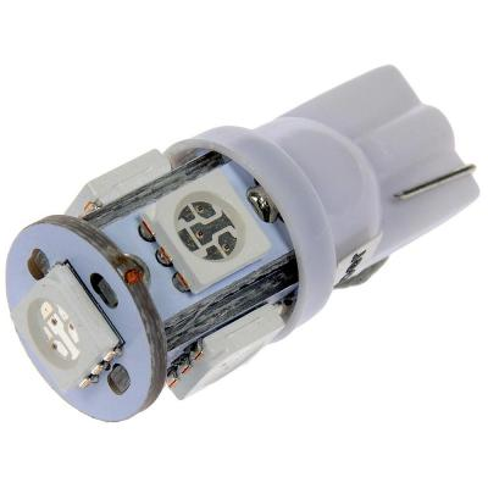 Dorman 194W-HP White LED Side Marker Light Bulb, Pack of 1