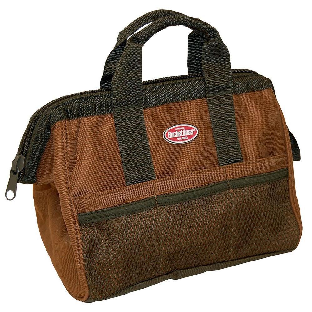 Bucket Boss Gatemouth 13 in. Tool Bag