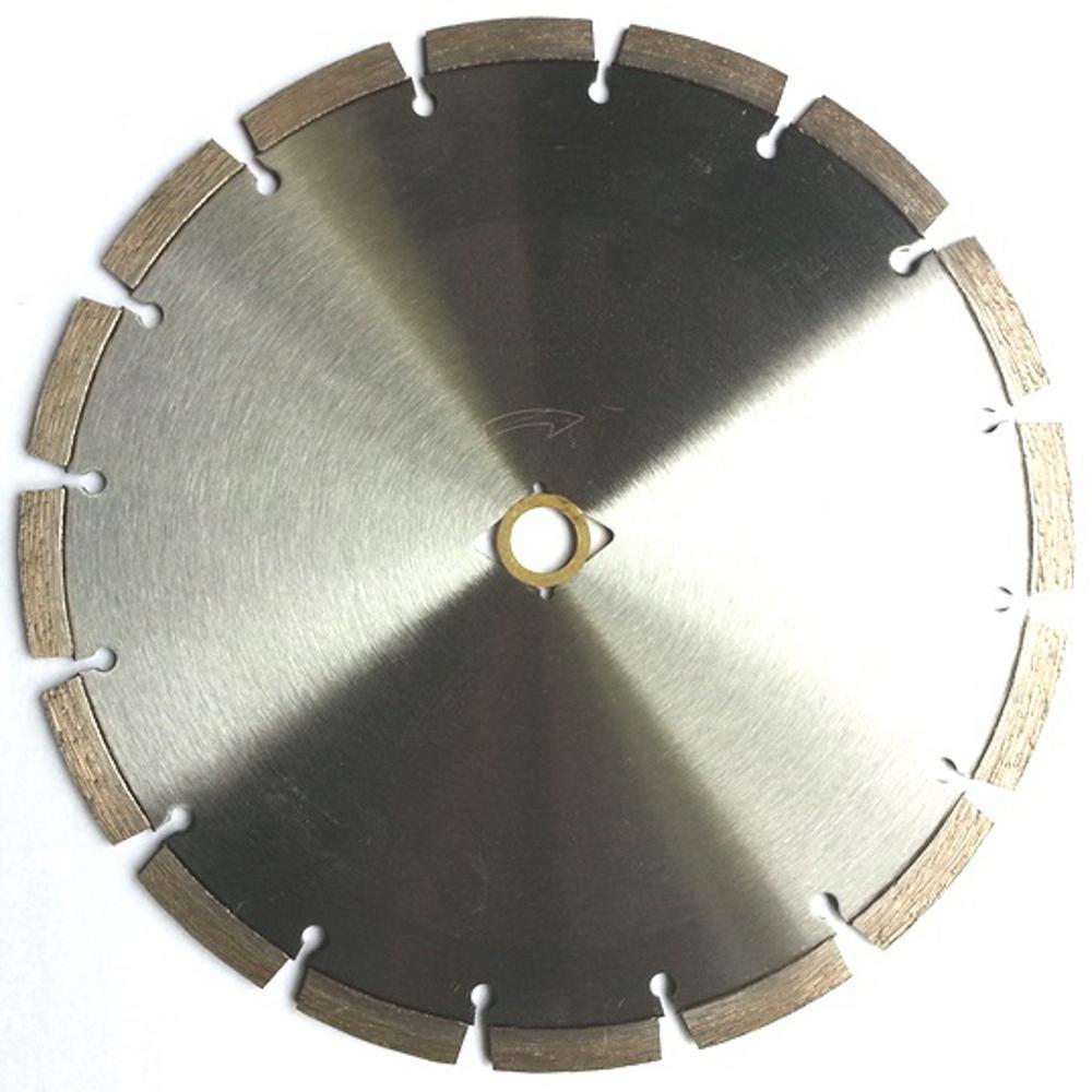 10 in. Segmented Diamond Saw Blade for Concrete and Masonry