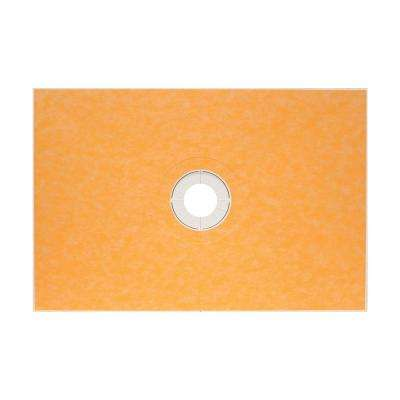 Kerdi-Shower 38 in. x 60 in. Shower Tray