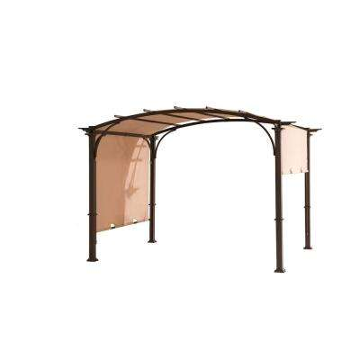 10 ft. x 8 ft. Golden Meadow Pergola