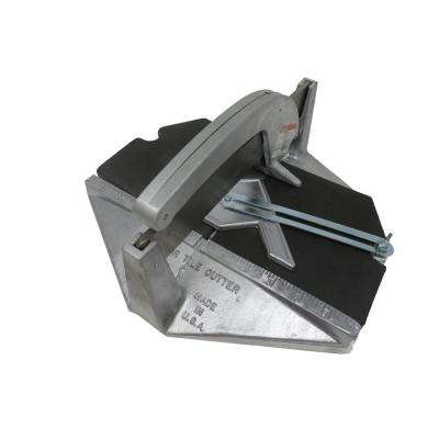 Medium Tile Cutter 12 in. x 12 in. with #400 Carbide Wheel