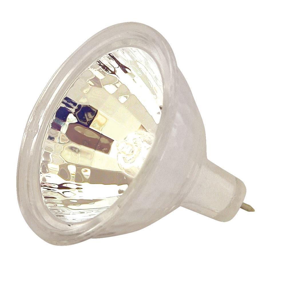 Clear Glass 20-Watt MR-16 Halogen Replacement Light Bulb