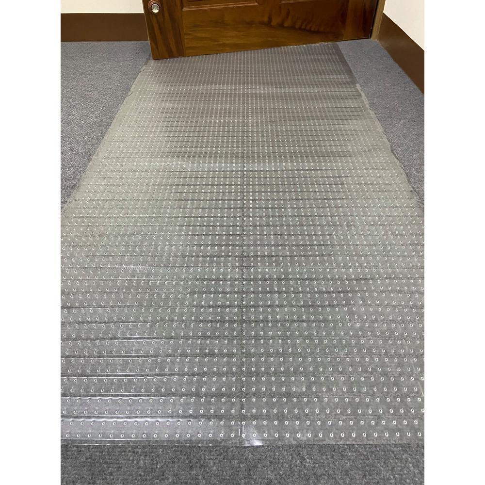 X 6 Ft Vinyl Carpet Protector Runner