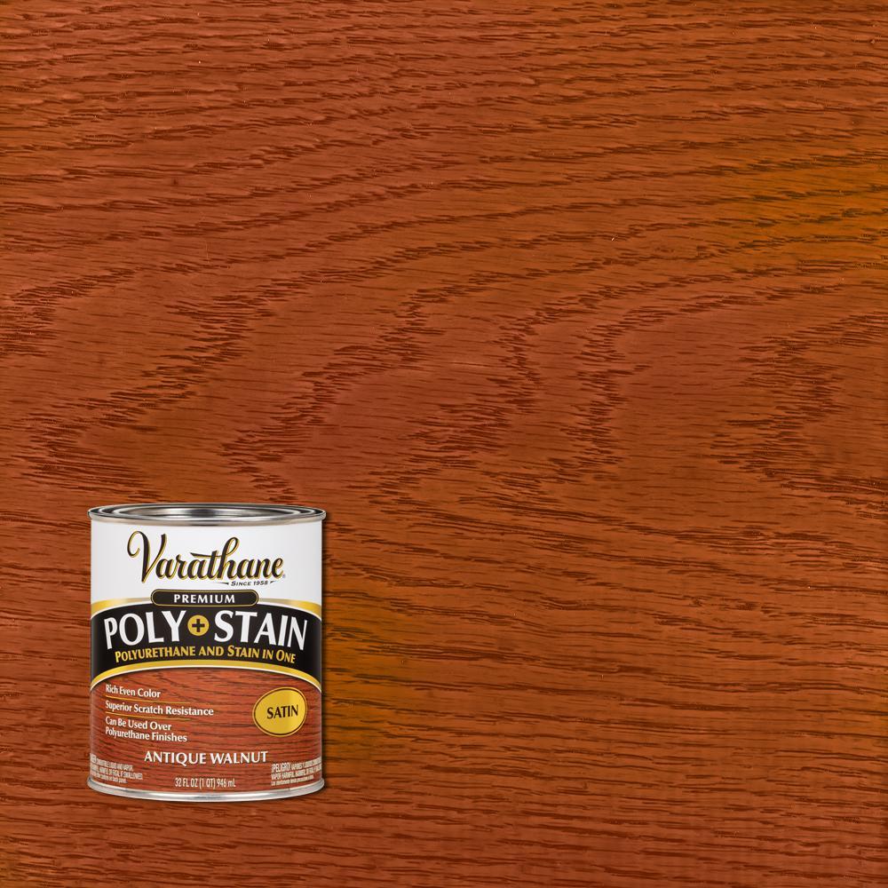 Antique Walnut Satin Oil Based Interior