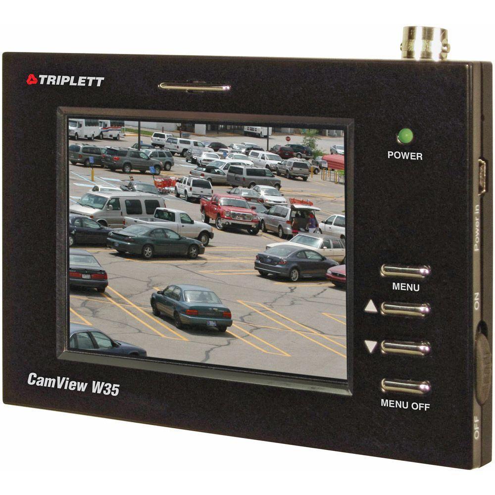 Triplett 3.5 Video Wrist Monitor