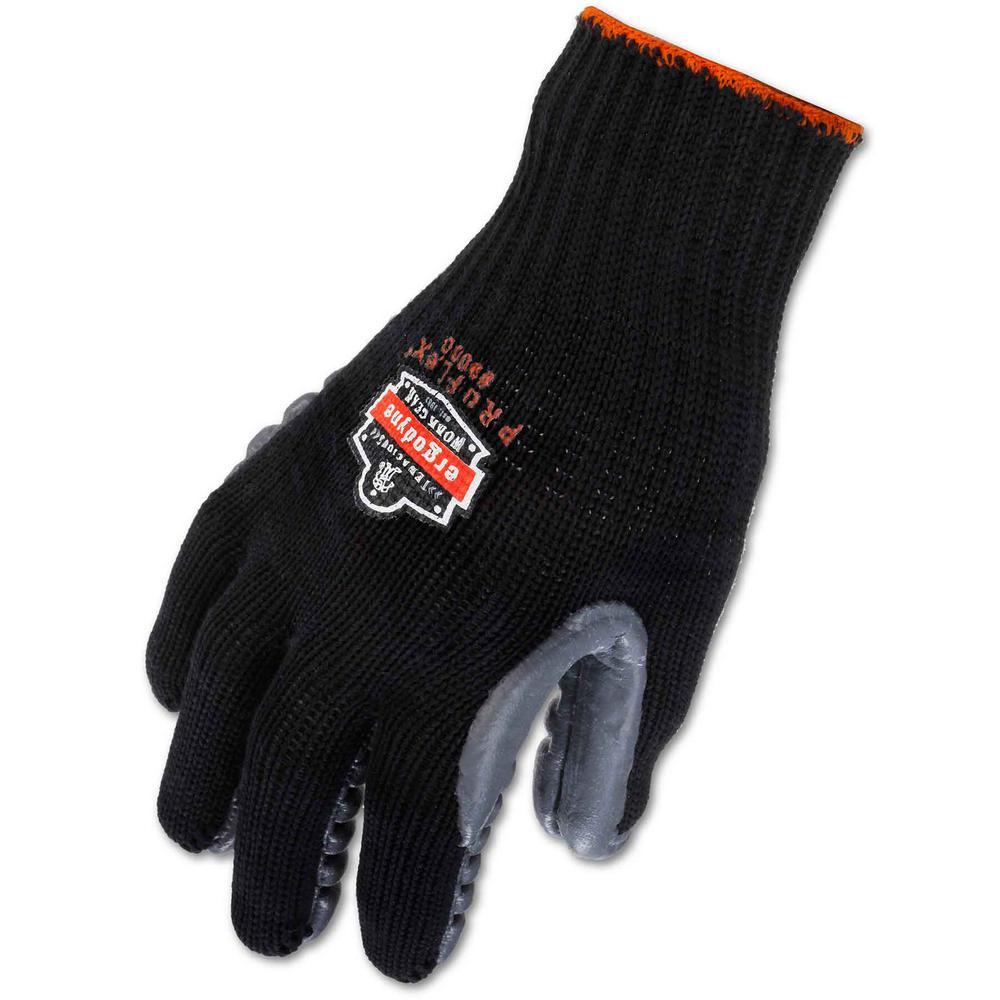 XL Black Certified Lightweight Anti-Vibration Gloves