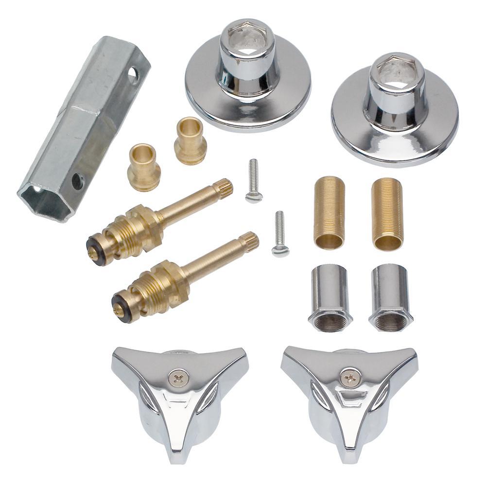 Tub/Shower Trim Kit for Union Brass