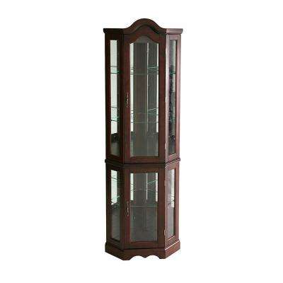 Glass Door Display Cabinets Kitchen Dining Room Furniture