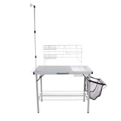 Deluxe Portable Fold-Up Camp Kitchen