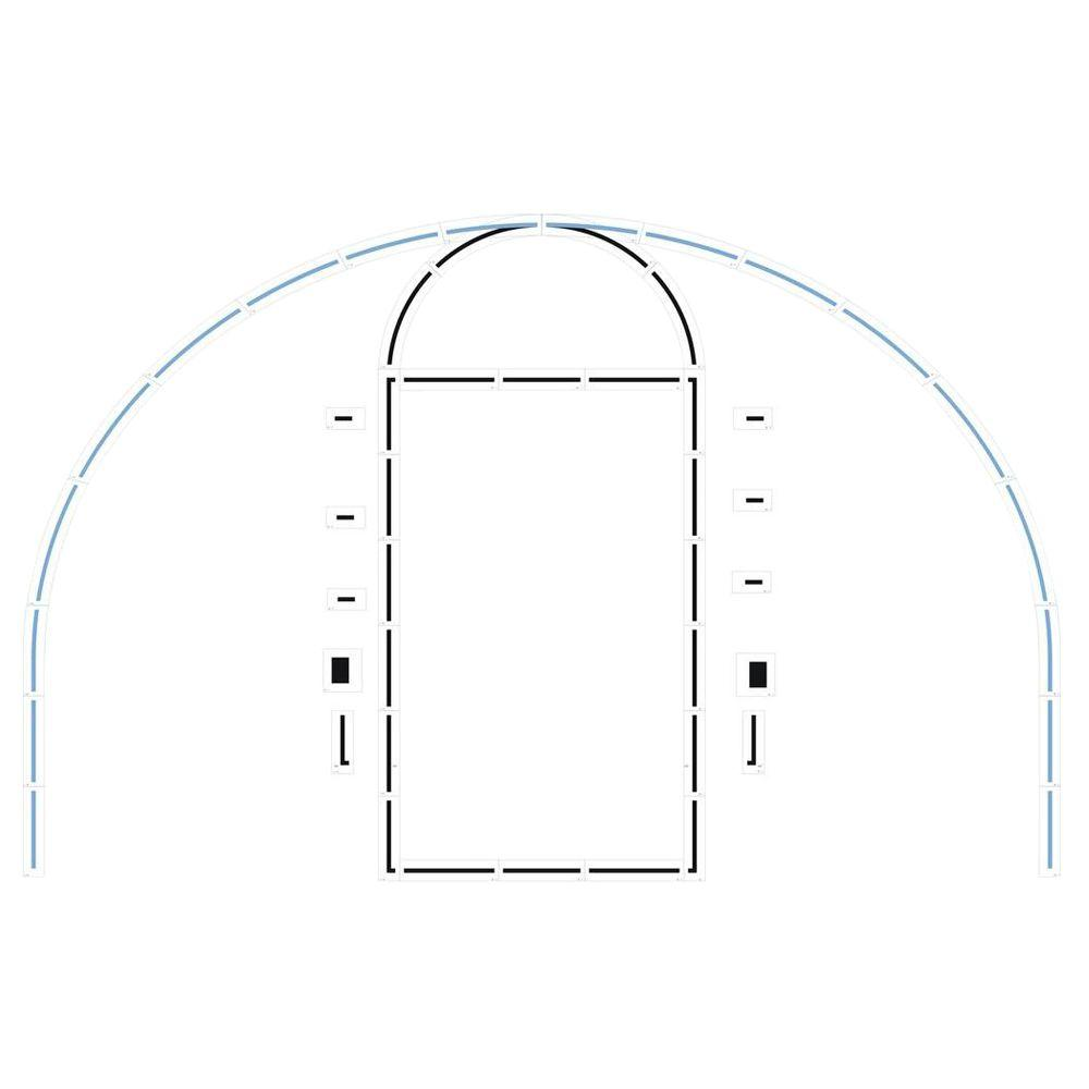 stencil ease basketball court complete stencil kit with 3