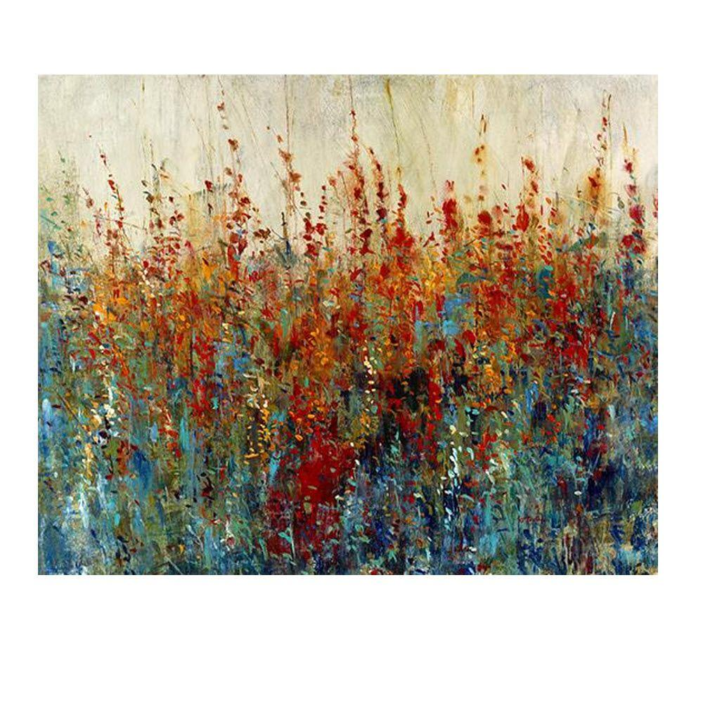 Home Decorators Collection 36 in. H x 44 in. W Wildflower Patch by Timothy O'Toole Wall Art