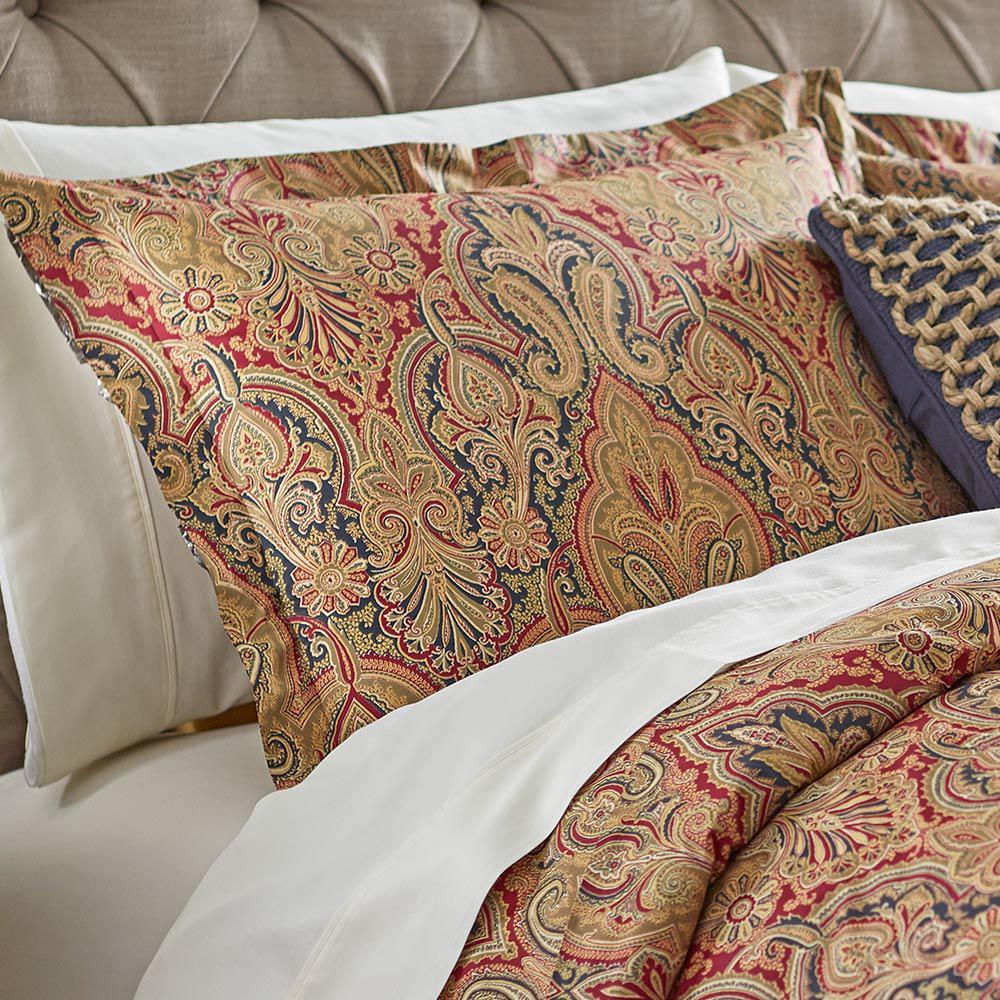 standard pillow shams. Home Decorators Collection Trophy Room Jewel Standard Pillow Sham Shams