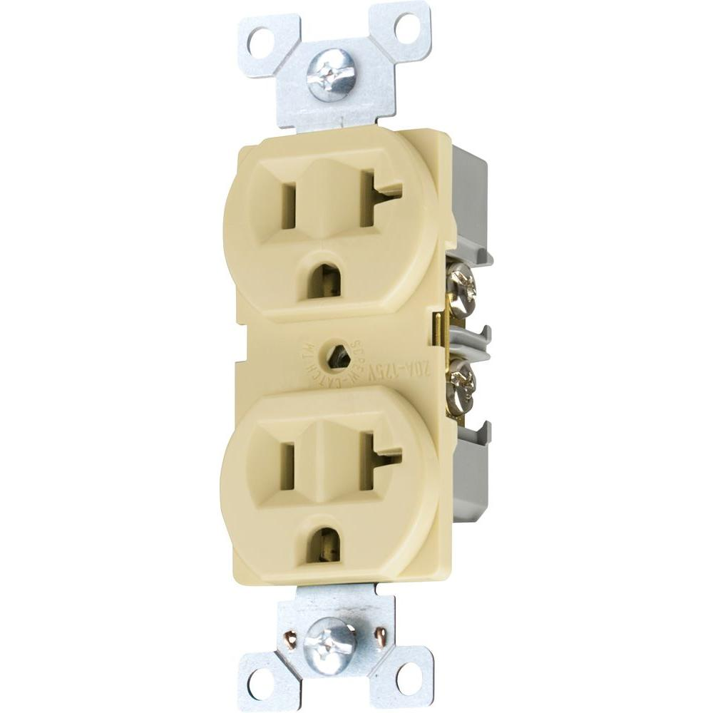 Cooper Wiring Devices 20amp Ivory Decorator Gfci Electrical Outlet on 240v breaker box wiring diagrams, separately derived system diagrams, kitchen lighting layout diagrams,