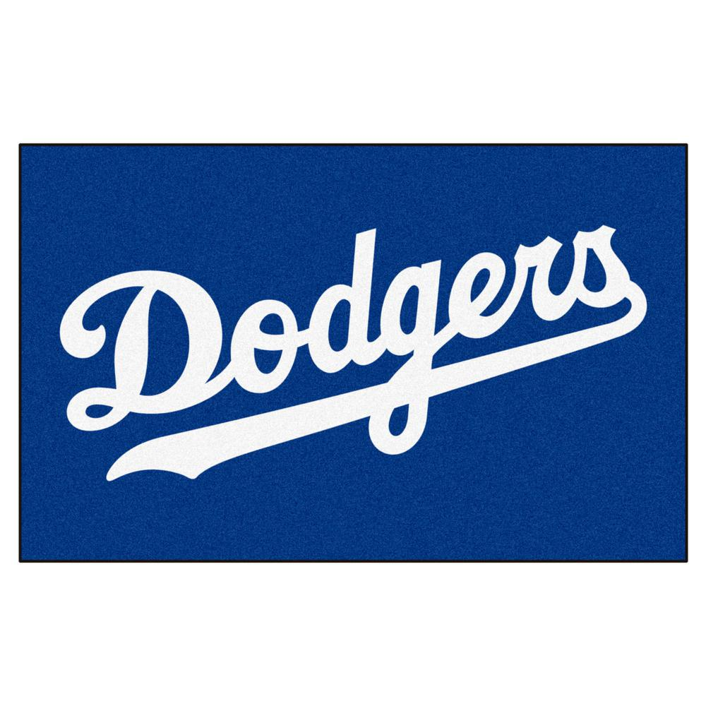 Los Angeles Dodgers 5 ft. x 8 ft. Ulti-Mat